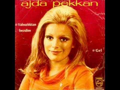 Ajda Pekkan Gel 1971 YouTube