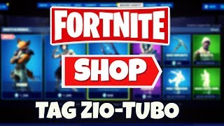 SHOP FORTNITE today 26 August new fenNIX skin, pickaxe SPUNTACLONE and FORCE PUNCH
