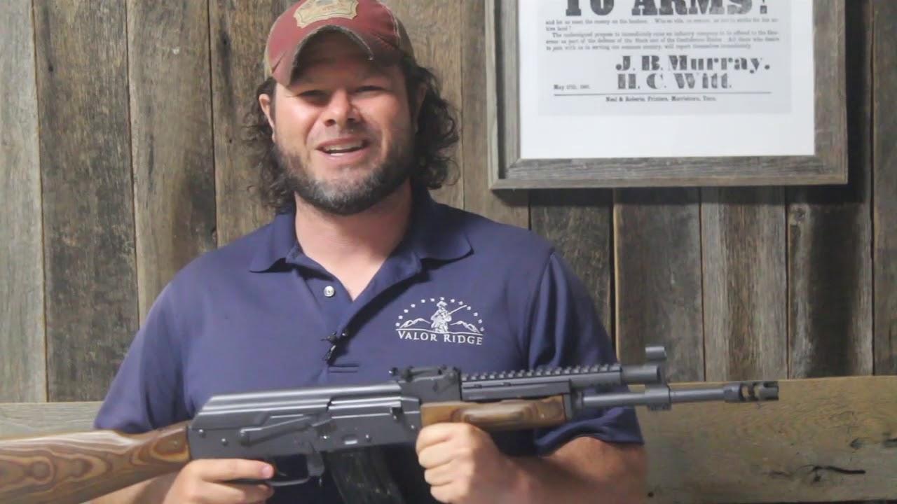 Why I Choose the AK Rifle