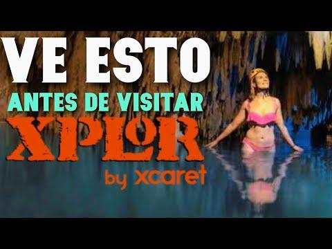Xplor by Xcaret TODO LO QUE TIENES QUE SABER antes de visitarlo