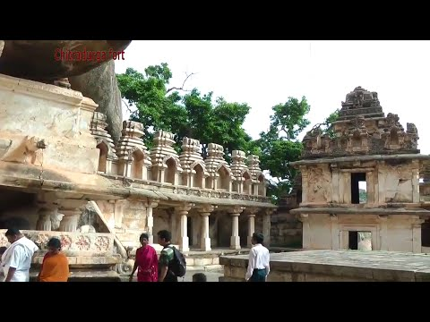 AMAZING AND  IMPRESSIVE CHITRADURGA FORT IN FULL HD