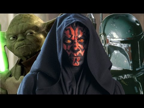 7 Star Wars Characters That Deserve