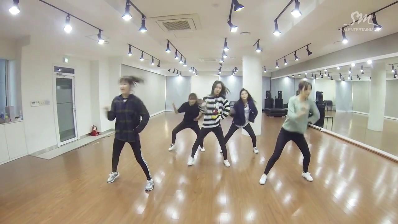 Red Velvet (레드벨벳)_ Rookie_Dance Practice ver - YouTube