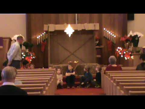 Children's Christmas Program -- Director Holly McCormack