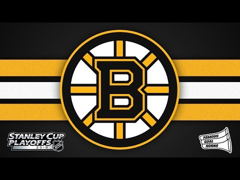 Boston Bruins 2018 Playoffs Goal Horn