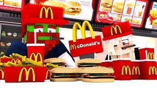 Arbeiten bei McDonalds 😂😂