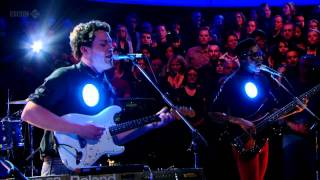 Metronomy The Look-Later with Jools Holland Live 2011 HD