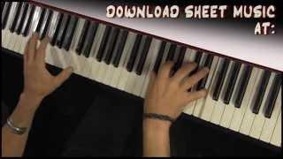 Last Christmas piano version