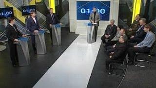 Политическое ток-шоу