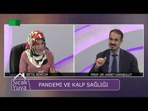 PANDEMİDE KALP VE DAMAR SAĞLIĞINI KORUMANIN YOLLARI - PROF DR AHMET KARABULUT