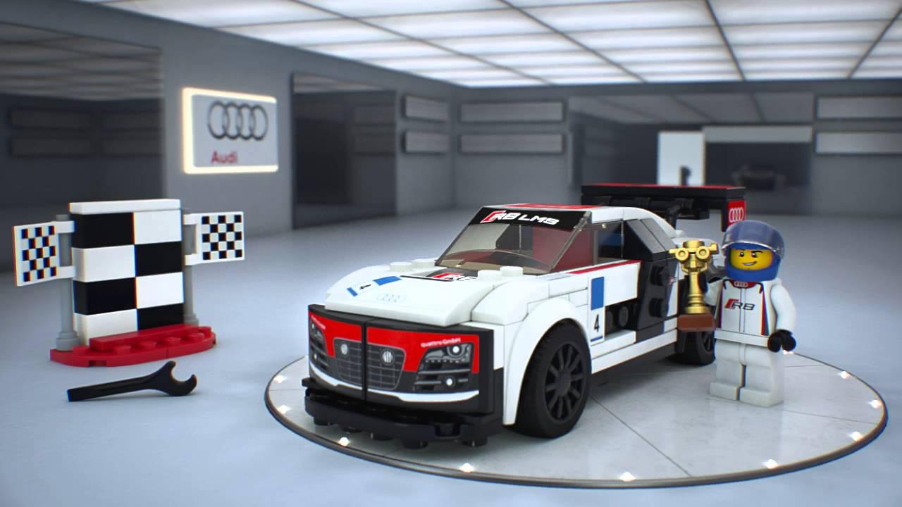 Lego 75873 speed champions audi r8 lms ultra 18