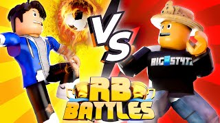 Ryguy vs Bigbst4tz2 - RB Battles Championship For 1 Million Robux! (Roblox)