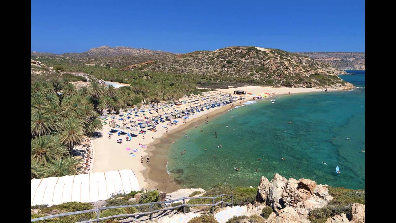 Hotel Lyttos Beach Youtube
