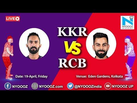 Rcb vs kkr today match scorecard