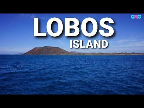 Lobos island -Fuerteventura HD