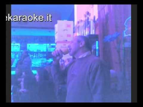 Margherita - Cocciante (Cover Saro) Serata di Karaoke con Davidù e Stefy a Caronia (ME)