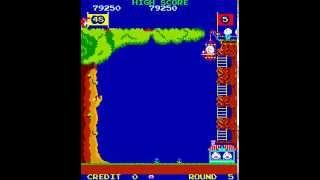 Arcade Game: Pooyan (1982 Konami)