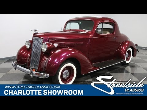 1937 Packard Business Coupe Restomod for sale | 5221 CHA