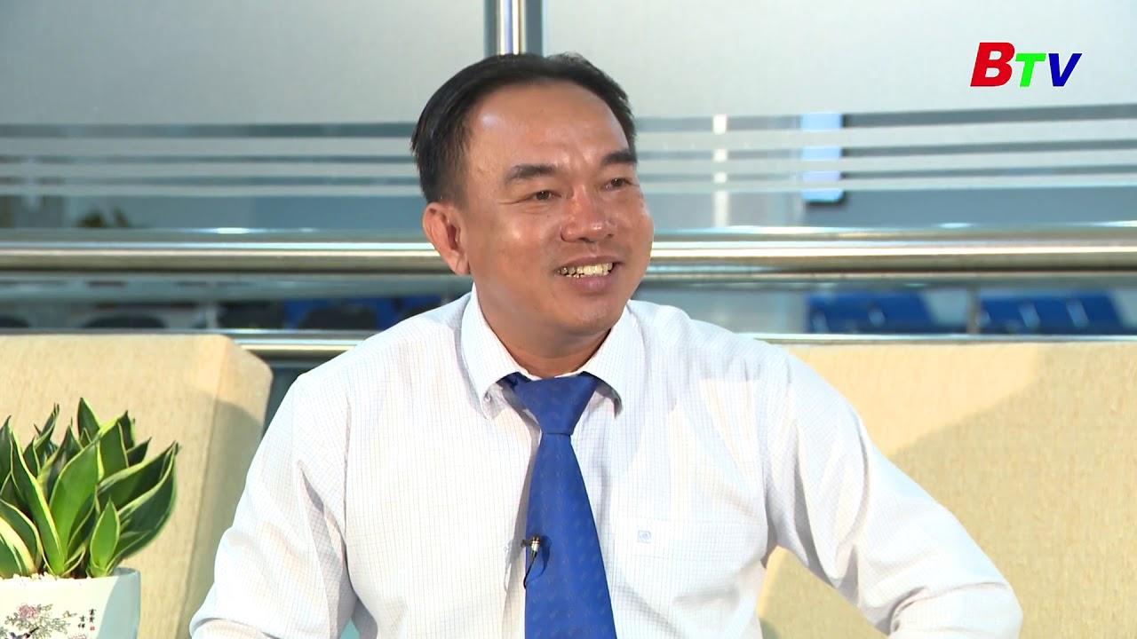 Chia sẻ của giám đốc BIDV Bình Dương về hỗ trợ vốn cho DN nhỏ và vừa, DN khởi nghiệp.