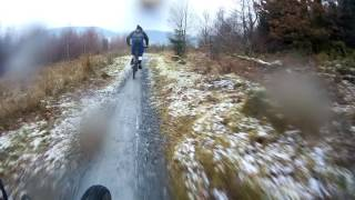 Coed Y Brenin MBR - Cain Section - 22-01-2016 | Rob Mogs