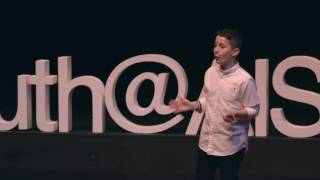 The Importance of Learning About New Cultures | Joshua Moody | TEDxYouth@AISR