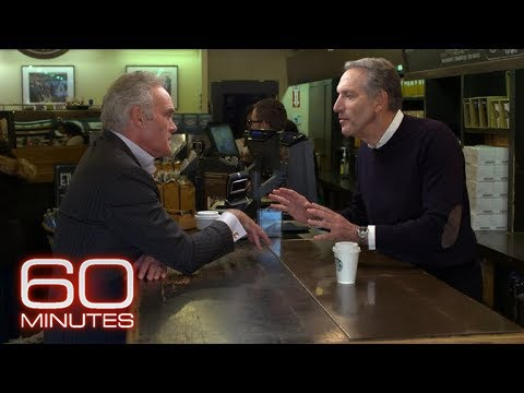 Howard Schultz on immigration, climate change, health care and the 2018 tax cut