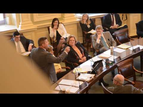 NH Senator Kevin Avard (R) Tirade Against Poor Families, Food Stamps, and the Bible