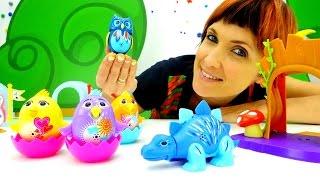 Розвиваючі ігри - Співають пташки і динозаври - Іграшки DigiBirds