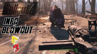 Fallout 4 INFO BLOWOUT: Weapons, Jetpacks, Dogmeat & More