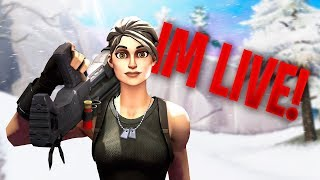 Fortnite Scrims   2v2 Clan Wars/Clan Tryouts   Pro Underrated Player   #PrimeGrind