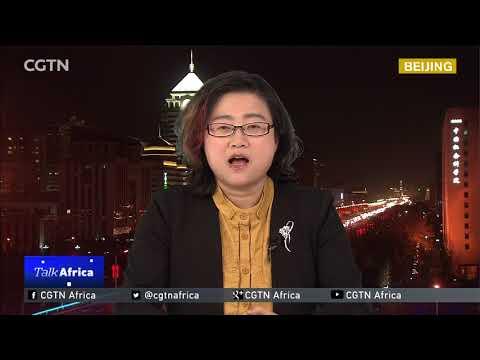Talk Africa: Mnangagwa in China