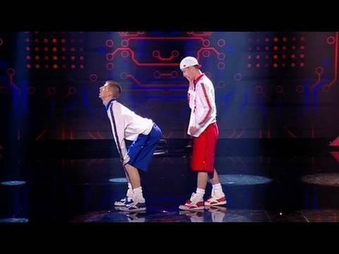 Twist and Pulse - Britain's Got Talent 2010 - Semi-final 4 (itv.com/talent)