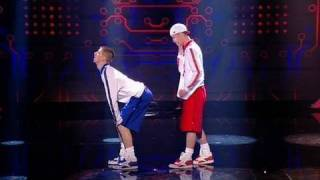 Twist and Pulse - Britain's Got Talent 2010 - Semi-final 4 (itv.com/talent)