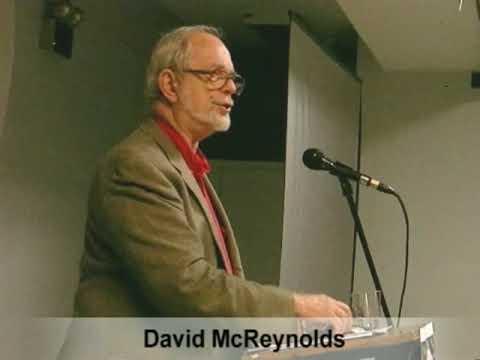 Honoring David McReynolds