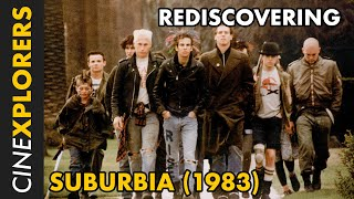 Suburban youth runaways are the subject of this weeks film, 1983 roger corman cult classic suburbia. directed by penelope spheeris wayne's world fame,...