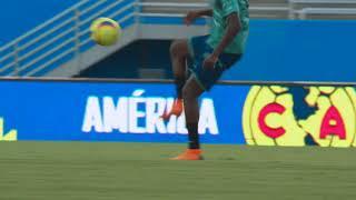 embeded bvideo Santos vs América - USA Tour 30 de Junio 2018