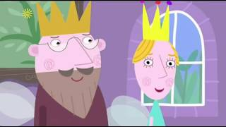 ben and holly s little kingdom nanny plum and the wise old elf swap jobs episode 42 season 2