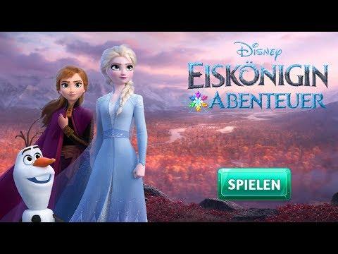 Eiskönigin Spiele Deutsch