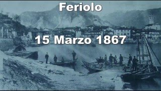 Le rovine di Feriolo