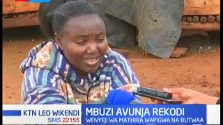 Mbuzi Avunja Rekodi kwa kujifungua wana wa sita