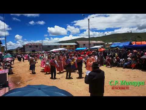Carnavales Inchupalla 2020