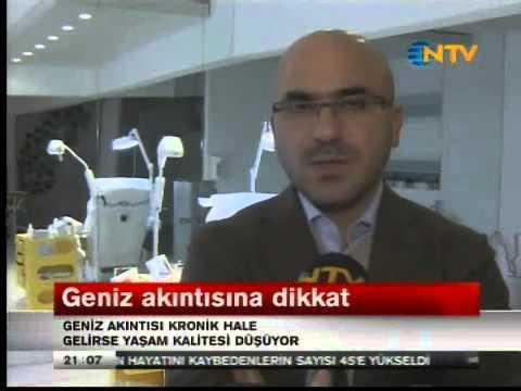 Op.Dr.Süreyya Şeneldir - Geniz akıntısı yaşam kalitesi düşürür mü? ( Ntv Haber )