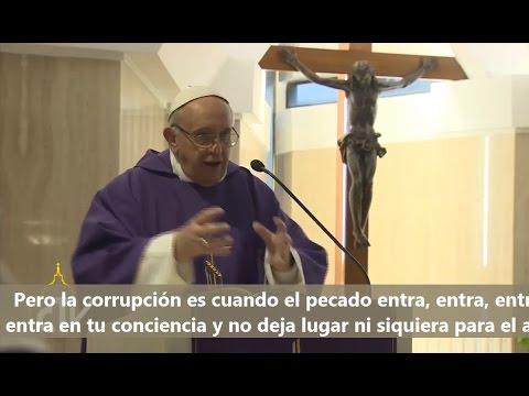 Papa en Santa Marta 3 4 17 «Miremos a Jesús y juzguemos el corazón de los demás con misericordia y p