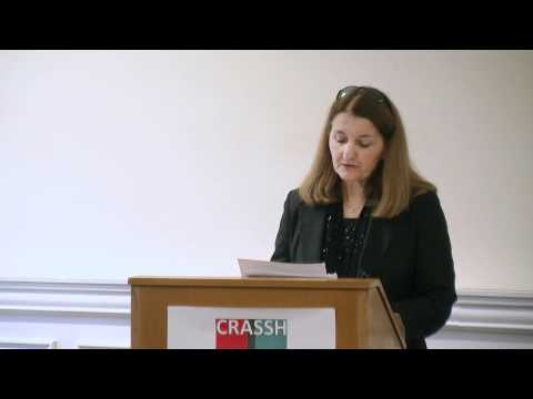 Cathy Caruth: After the End: Psychoanalysis in the Ashes of History