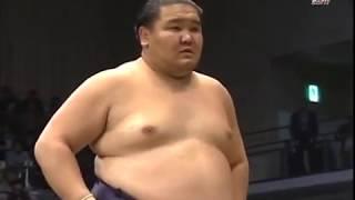 Ноябрьский турнир по сумо 2013 год 7-9 дни Кюсю Басё Фукуока  Kyushu Basho Fukuoka