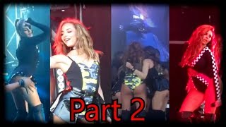 Little Mix - Glorious moments from Glory Days Tour |Part 2|