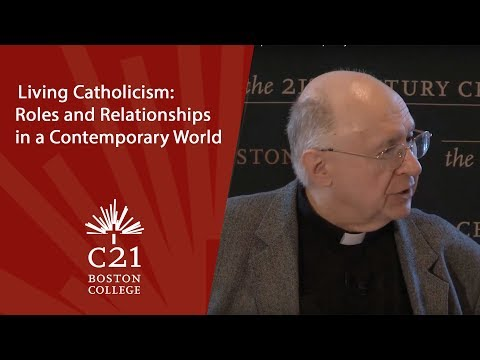 Living Catholicism: Roles and Relationships in a Contemporar
