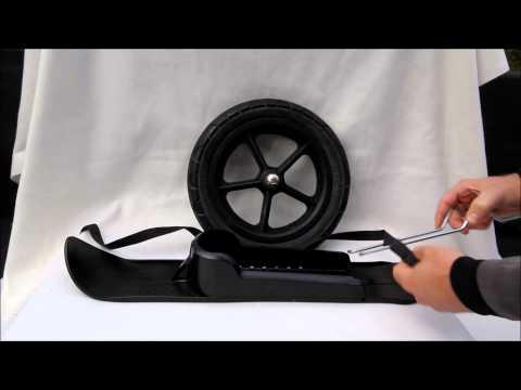 AXSO Kinderwagenski Montage Full Video