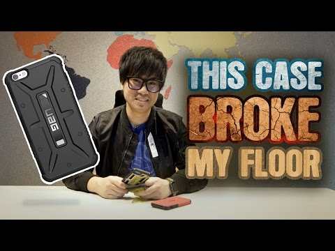 UAG iPhone Case - This Case Broke My Floor!