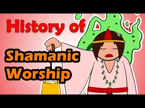 Shamanic Worship Before Shinto   History of Japan 8